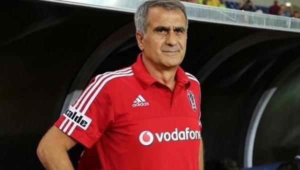 Şenol Güneş'in Benfica maçı ilk 11 tercihleri
