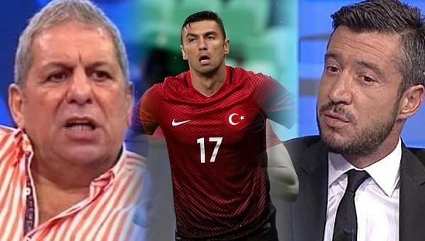 'Burak Yılmaz, Tümer Metin'i dövmüş'