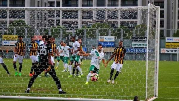 Bursaspor, Fenerbahçe'ye bileniyor