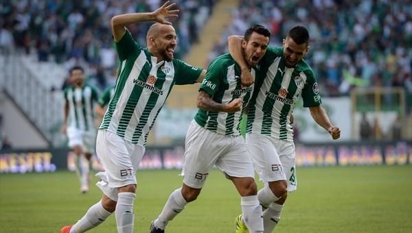 Bursaspor yine kazandı: 1-0