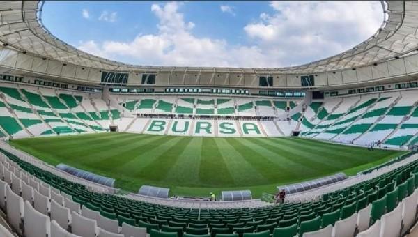 Bursaspor'a taraftar şoku!