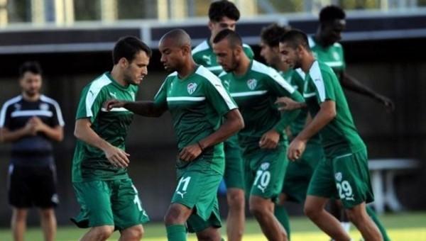Bursaspor'dan ekstra prim kararı