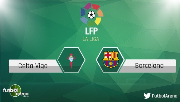 Celta Vigo - Barcelona maçı saat kaçta, hangi kanalda?