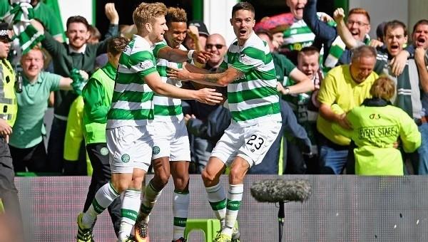 Celtic'ten Rangers'a farklı tarife