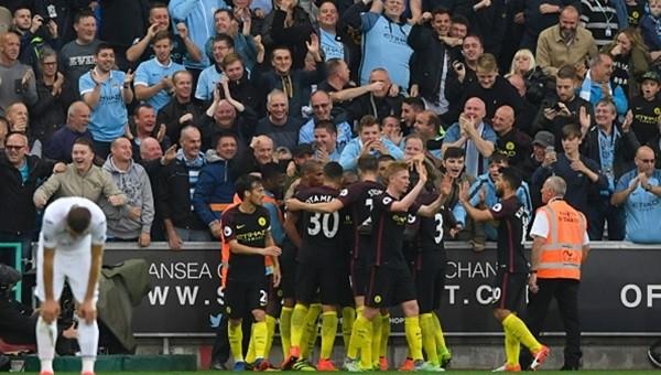 City yine kazandı: 1-3