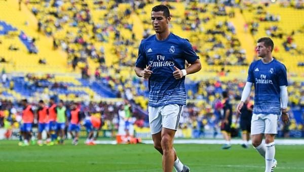 Cristiano Ronaldo'dan Zidane'a küfür