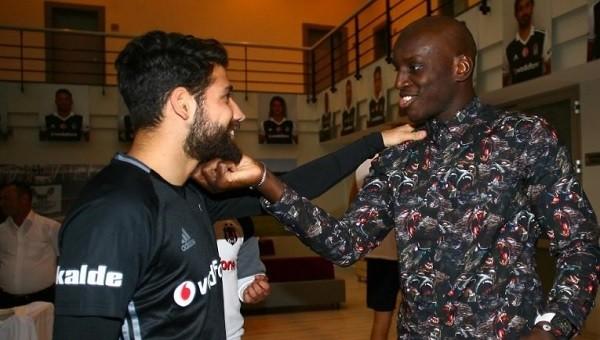 Demba Ba Beşiktaş'a verdiği sözü tuttu