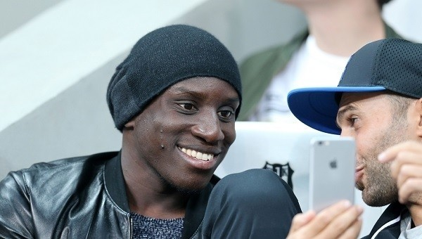 Demba Ba'dan Beşiktaş taraftarlarına duygusal teşekkür