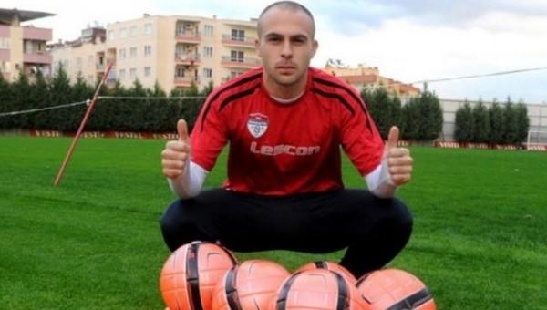 Denizlispor'da hedef Perovic