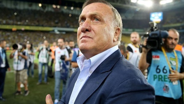Dick Advocaat: 'Feyenoord güçlü ve tehlikeli'