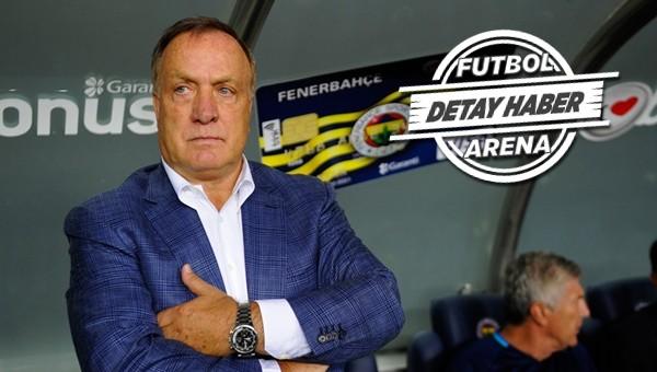 Dick Advocaat'ın Fenerbahçe'deki sistemi ne olacak?