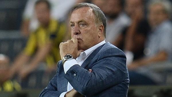 Dick Advocaat'ın Bursaspor maçı ilk 11 tercihleri