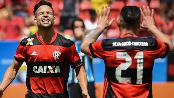 Diego Ribas, Brezilya'da coştu! 8 maçta 3 gol