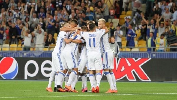 Dinamo Kiev'den Beşiktaş'a gözdağı