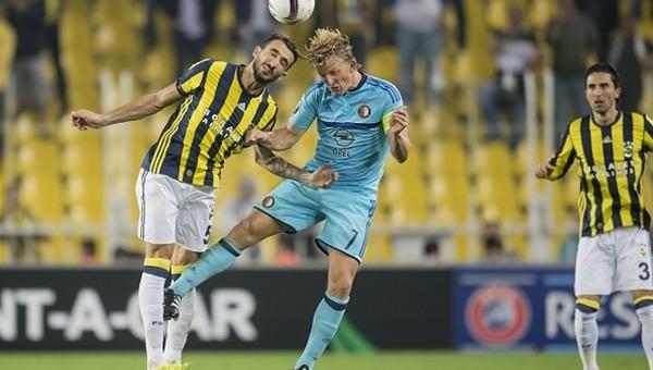 Dirk Kuyt'tan Fenerbahçe'ye dönüş sinyali