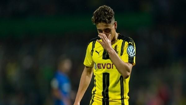 Dortmund'da Emre Mor kadroya alınmadı