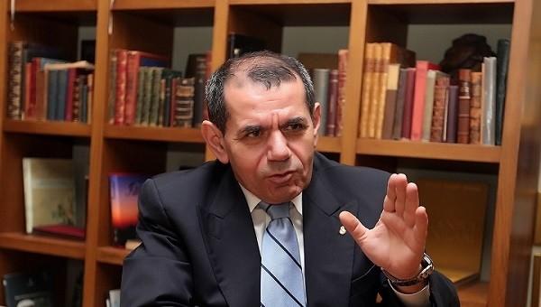 Dursun Özbek dava açtı