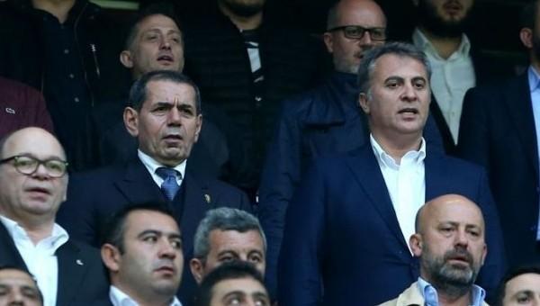 Dursun Özbek'ten Beşiktaş talimatı