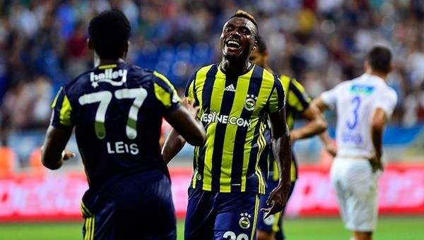 Emmanuel Emenike, Gaziantepspor'a acımıyor