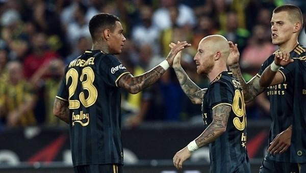 Fenerbahçe, Avrupa deplasmanlarında geçit vermiyor