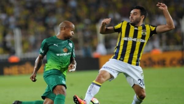 Fenerbahçe, Bursaspor'dan fark yedi