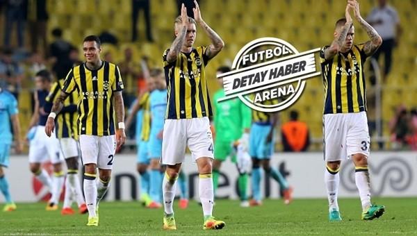 Fenerbahçe Hollandalılara acımıyor!