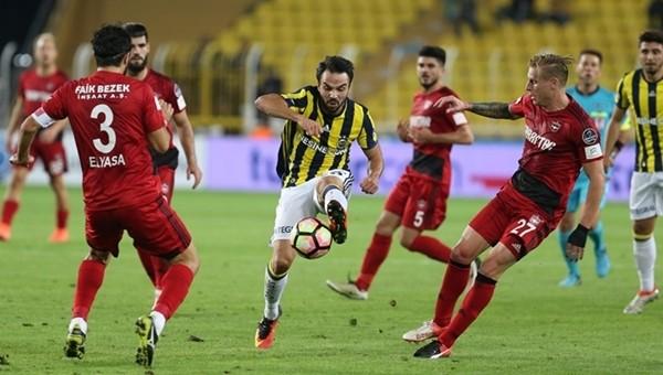 Fenerbahçe, Kadıköy'de ilk kez kazandı