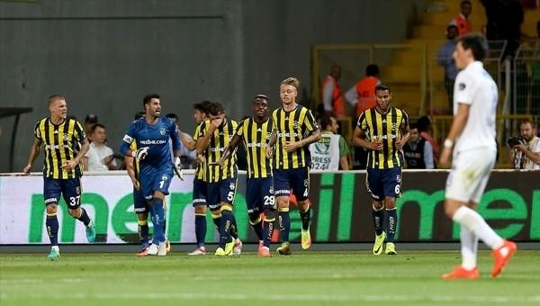 Fenerbahçe kötü rekora izin vermedi