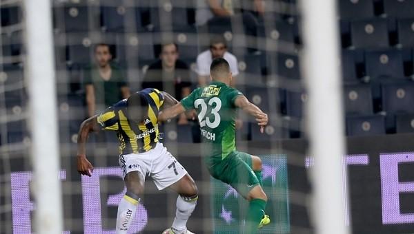 Fenerbahçe maçının kahramanı Aziz Behich'e Galatasaray sorusu