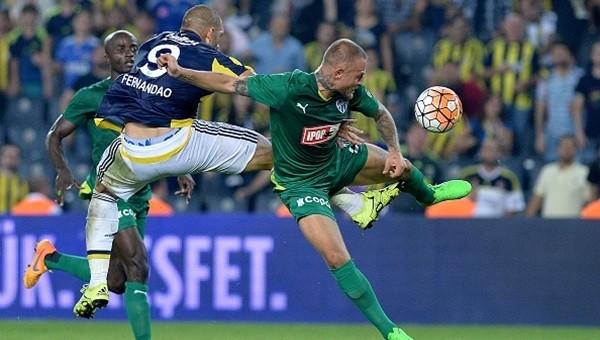 Bursaspor'un ligdeki Fenerbahçe kabusu