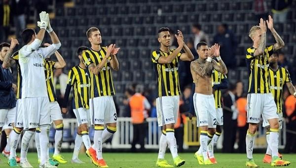 Fenerbahçe, Süper Lig'de rekor kırdı