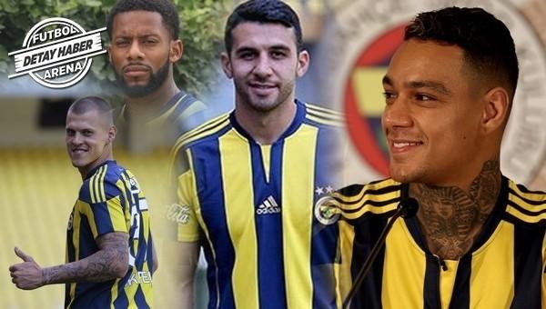 Fenerbahçe son 10 sezonda transfere ne kadar harcadı?