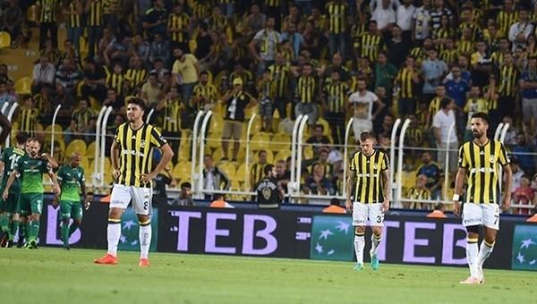 Fenerbahçe yalnız değil! 2016-2017 uğursuz geldi