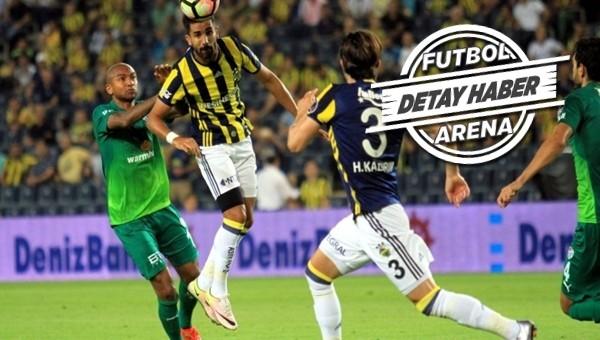 Fenerbahçe'de ilk maç sendromu
