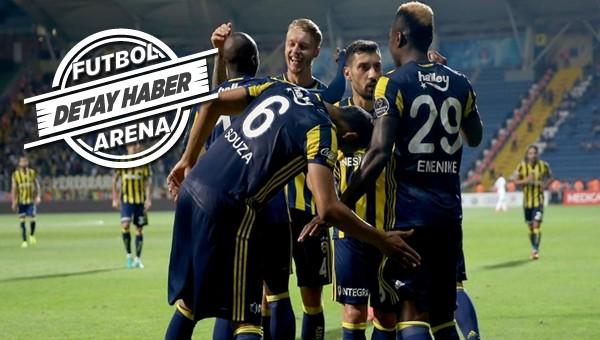 Kasımpaşa - Fenerbahçe maçında ilklerin gecesi