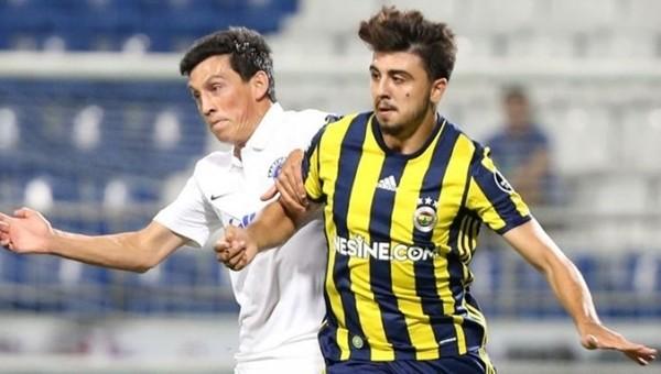 Fenerbahçe'de Ozan Tufan'ın rolü değişti