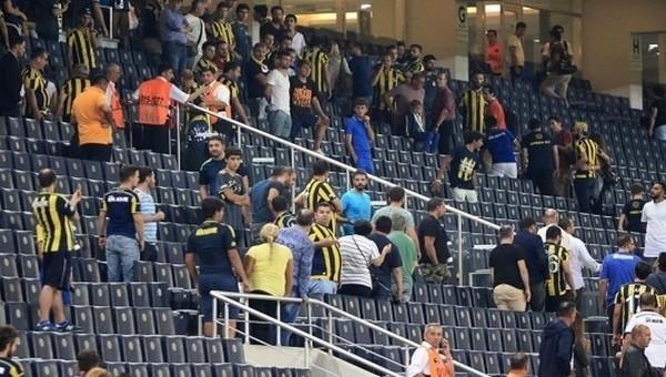 Fenerbahçeli yıldızların taraftar şaşkınlığı