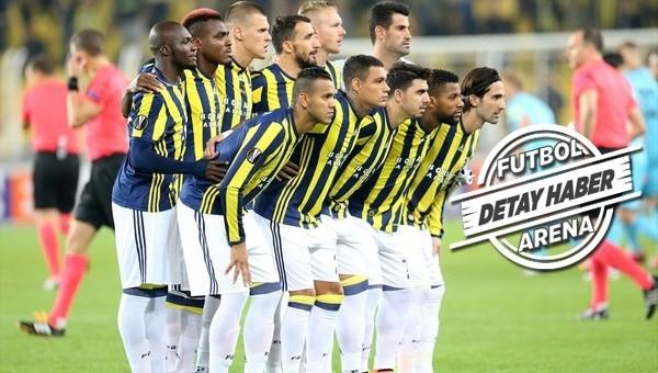 Fenerbahçe'nin çılgın yedek kulübesi