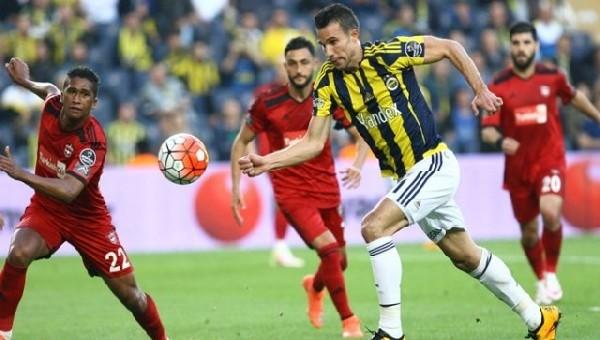 Fenerbahçe'nin Gaziantepspor'a karşı üstünlüğü