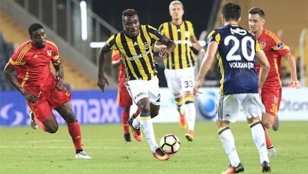 Fenerbahçe'nin golleri yabancılardan