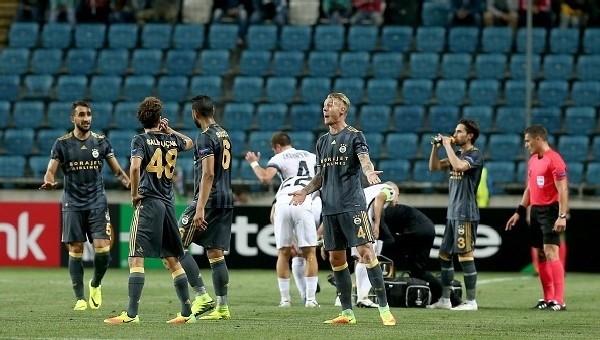 Fenerbahçe'nin kulübesi Zorya'nın 5 katı