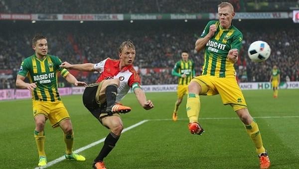 Feyenoord 3 - 1 ADO Den Haag maç özeti ve golleri