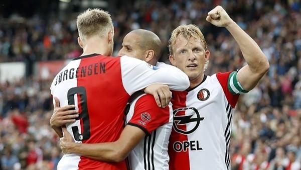 Fener'in rakibi Feyenoord durdurulamıyor!