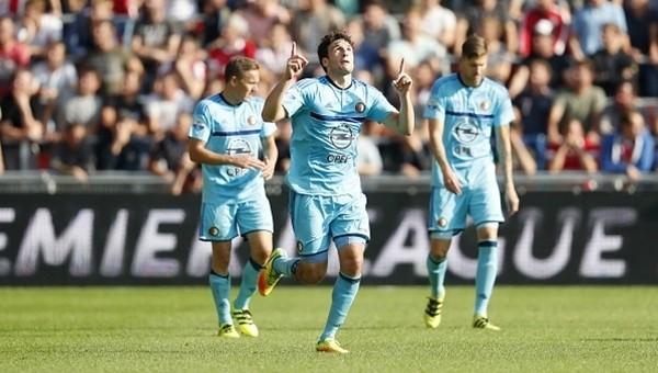 Feyenoord, Fenerbahçe'yi korkuttu