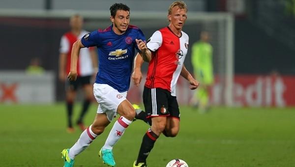 Feyenoord 1-0 Manchester United maç özeti ve golleri