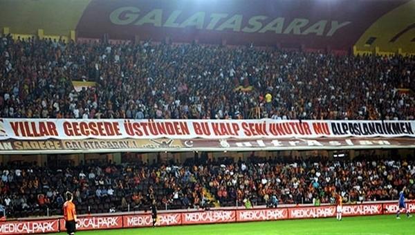 Galatasaray, Alpaslan Dikmen'i unutmadı