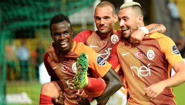 Galatasaray, Bruma ile uzatıyor