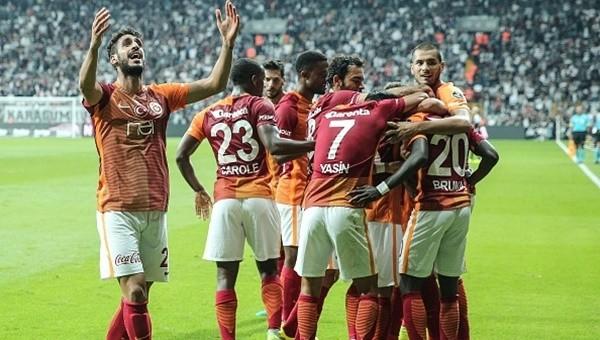 Galatasaray derbilerde üstün