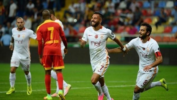 Galatasaray geçen yılı solladı