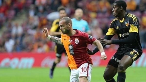 Galatasaray ve Kayserispor kalesini kapatamıyor